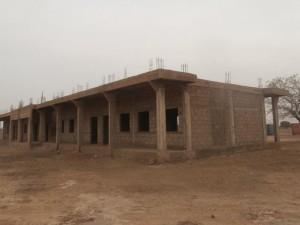 Unterrichtsgebäude