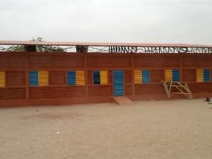 Neues Unterrichtsgebäude