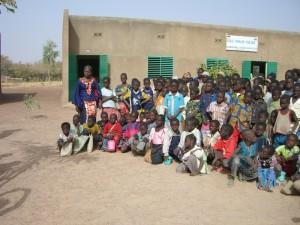 Erste Schulklasse 2002