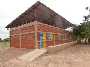 Drittes Schulgebäude fertiggestellt