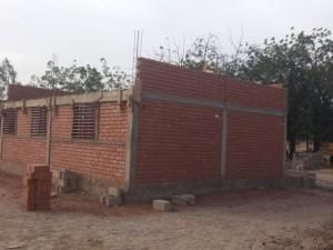 Wände sind erstellt