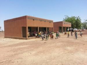 Sassa zweites Unterrichtsgebäude