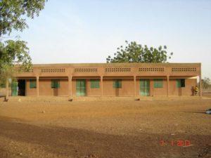 Schulgebäude in Guibtenga