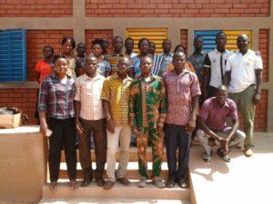 Neue Referendare an der Grundschule Dapoya