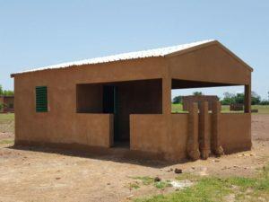 Gebäude Schulküche in Pelegtenga