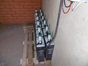 Elektrik Solaranlage