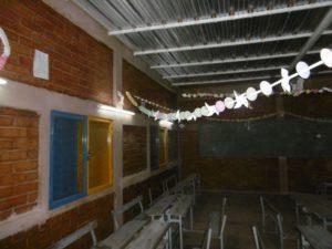 Klassenzimmer Beleuchtung