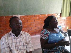 Neuer Rektor und alte Rektorin