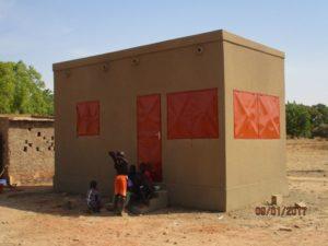 Schulküche in Dapoya