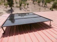 Solaranlage Grundschule Dapoya