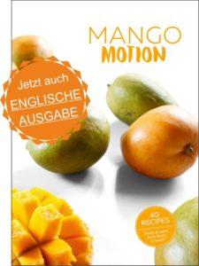 Mango-Kochbuch in englischer Übersetzung