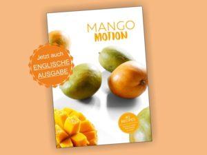 Mango-Kochbuch englische Ausgabe