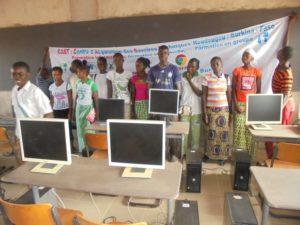 Berufsschulklasse für Digitaltechnik