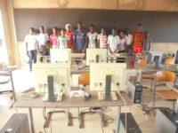 Berufsschulklasse Ausbildung Digitaltechnik