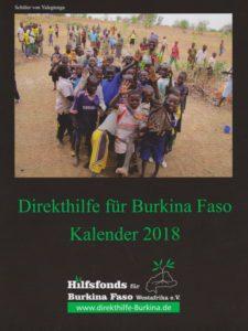 Kalender 2018 / Vorderseite