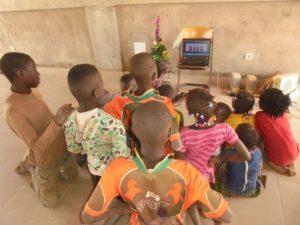 Kinderbetreuung Film anschauen