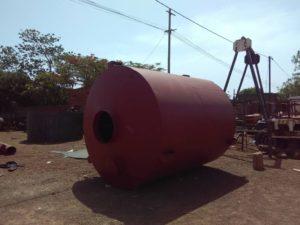 Behälter für Wasserspeicher
