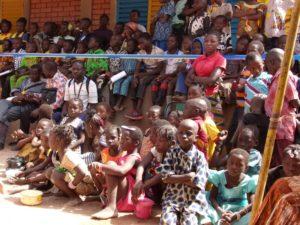 Grundschule Dapoya Einweihung