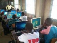 EDV Lehrgang in Koudougou