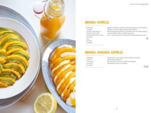 Mango-Caprese-Rezept